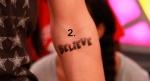 justin bieber tattoo 3