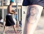 justin bieber tattoo 6