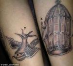 Cher Lloyd Tatuajes 2 y 3