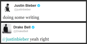 Drake Bell odia a JB 4