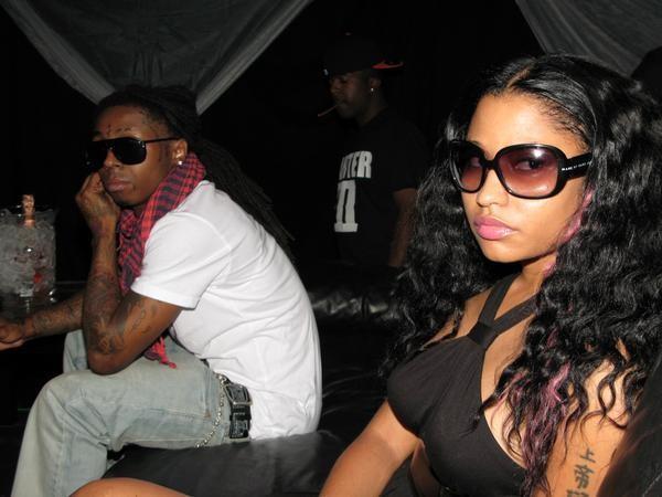 Nicki Minaj se lo monta con Lil' Wayne en su nuevo videoclip |