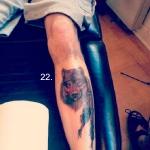 zayn malik tattoo