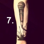 zayn tattoo 7