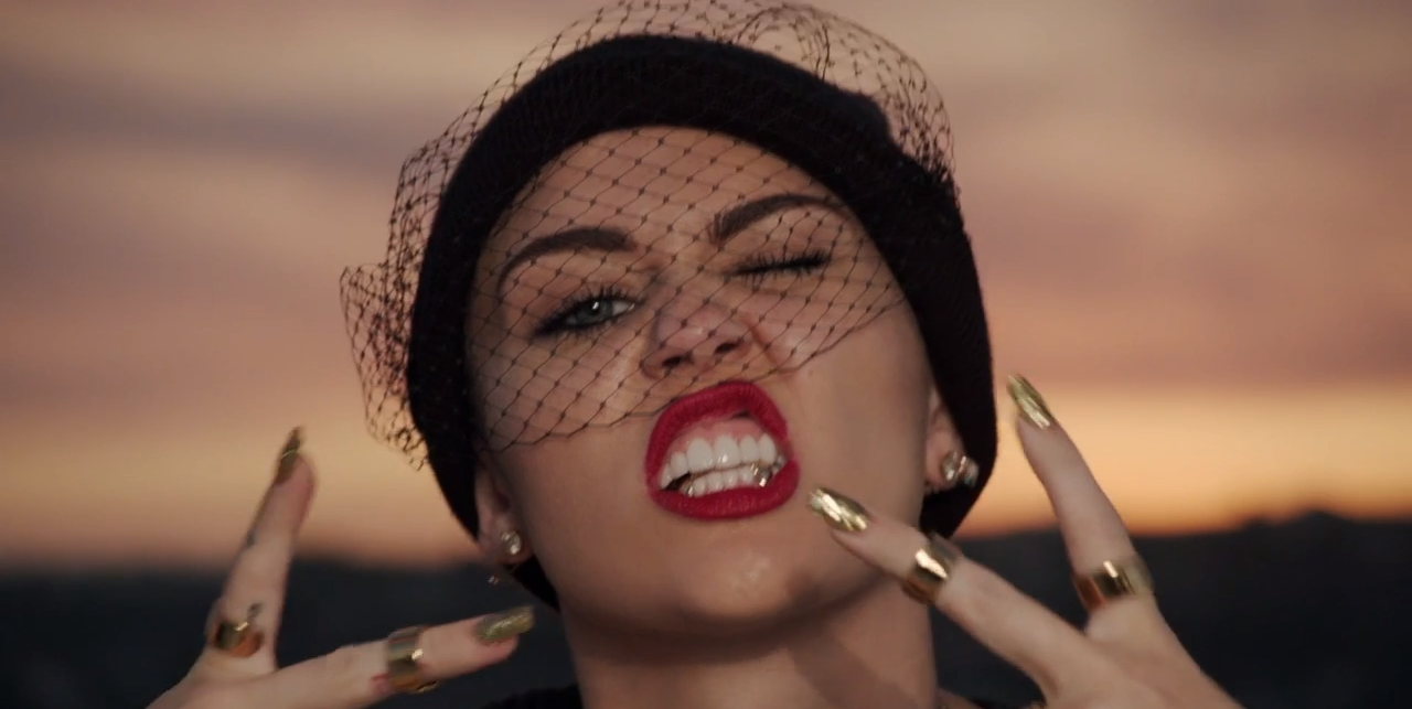 Miley Cyrus lanza el videoclip de \'We Can\'t Stop\' |