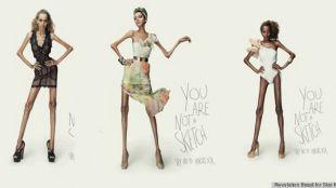 Modelos-anorexicas