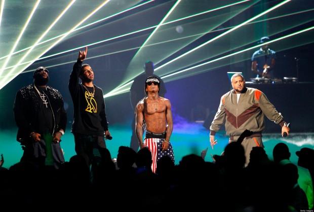 BET Awards '11 - Show