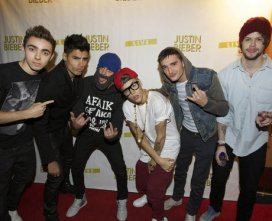 the-wanted-justin-bieber