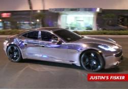 coche justin lil twist arrestado