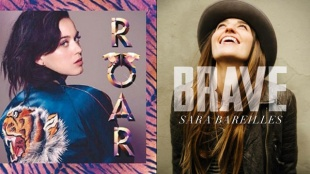 Katy_Perry_Roar_Sara_Bareilles_Brave_Album_cover_composite_2013_640x360