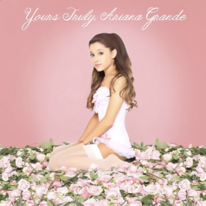 yours truly ariana grande