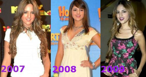 Eiza gonzalez 2012 antes y despues de adelgazar