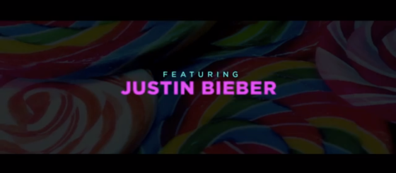 lolly justin bieber video