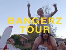 bangerz tour
