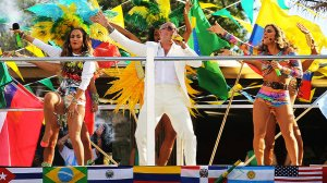 jlo pitbull claudia leitte ole ola we are one