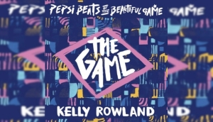 the game kelly rowland pepsi