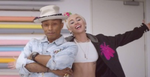 Pharrell-Miley-Cyrus