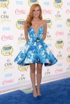 Bella Thorne Johnny Wujek for Candies TCA2014