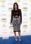 Kim Kardashian Balenciaga TCA2014