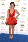 Lucy Hale Christian Dior TCA2014